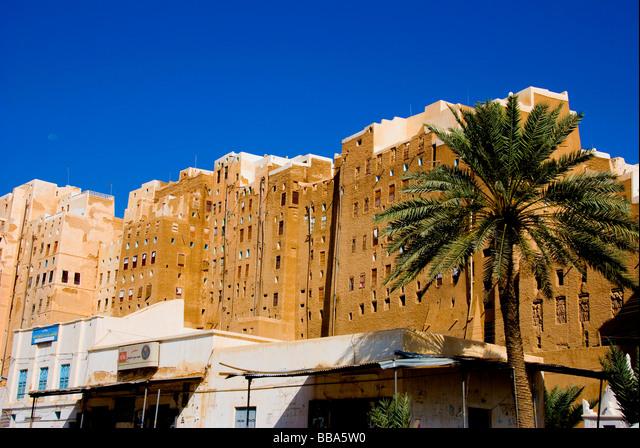 Shibam,  Wadi Hadramaut,  Seyun District,  Yemen